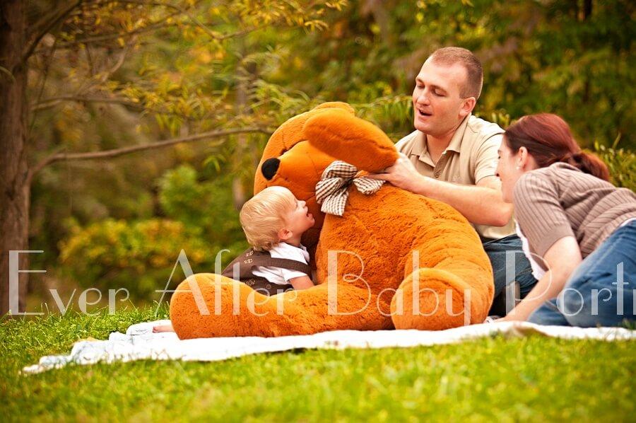 Child photographer | Fairfax VA | Professional photos | Outdoor Studio