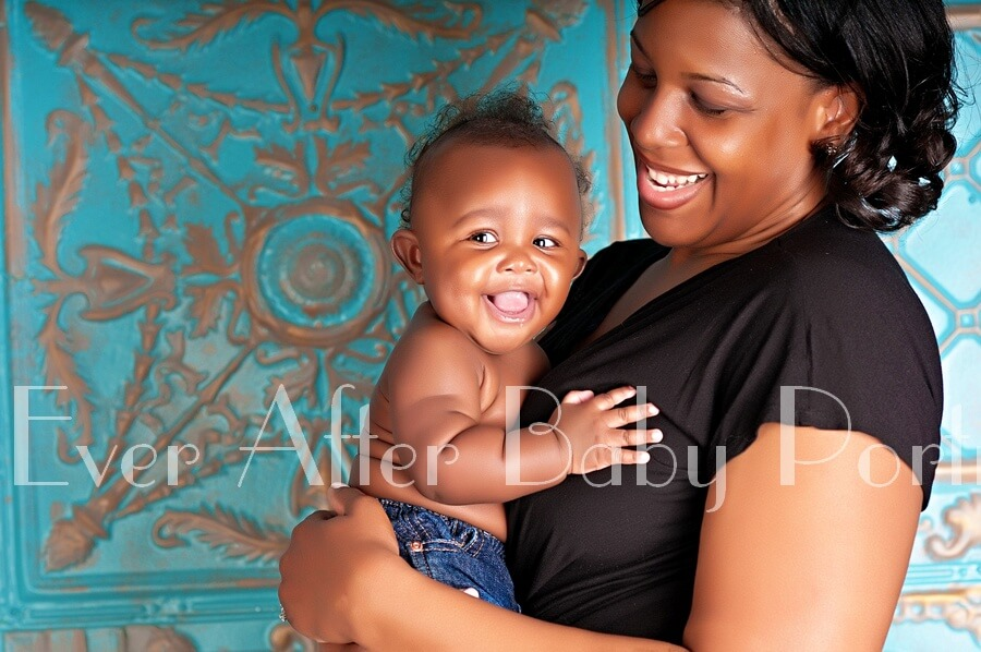 Maternity pictures | Cascades VA | Studio photographer I Cute Baby Portraits