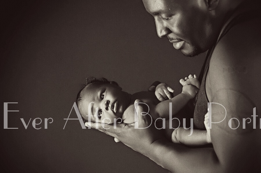 Professional pregnancy photos | Falls Church VA | Family photos | Portrait Session For New Father