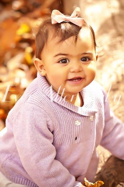 Cute Baby Girl Portraits