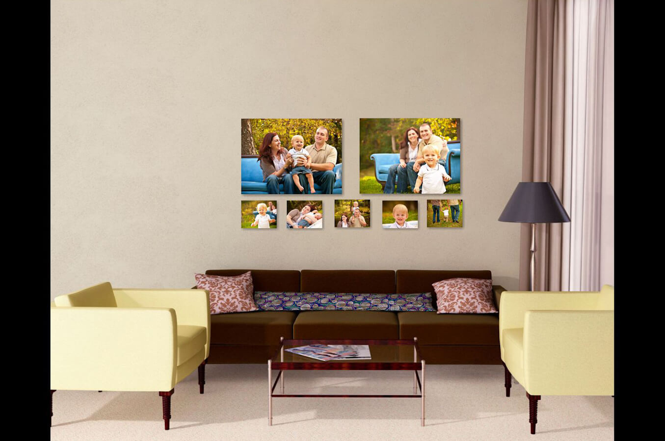 Outdoor Baby Wall Art Images