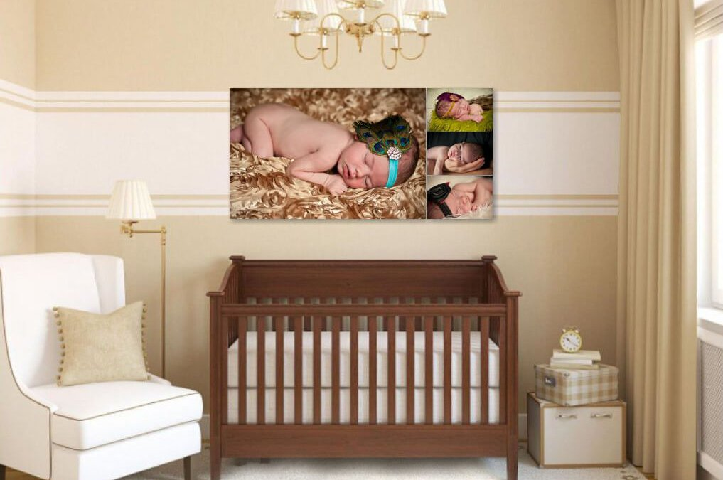 Baby pictures | Annandale VA | Family photographer | Wall Art
