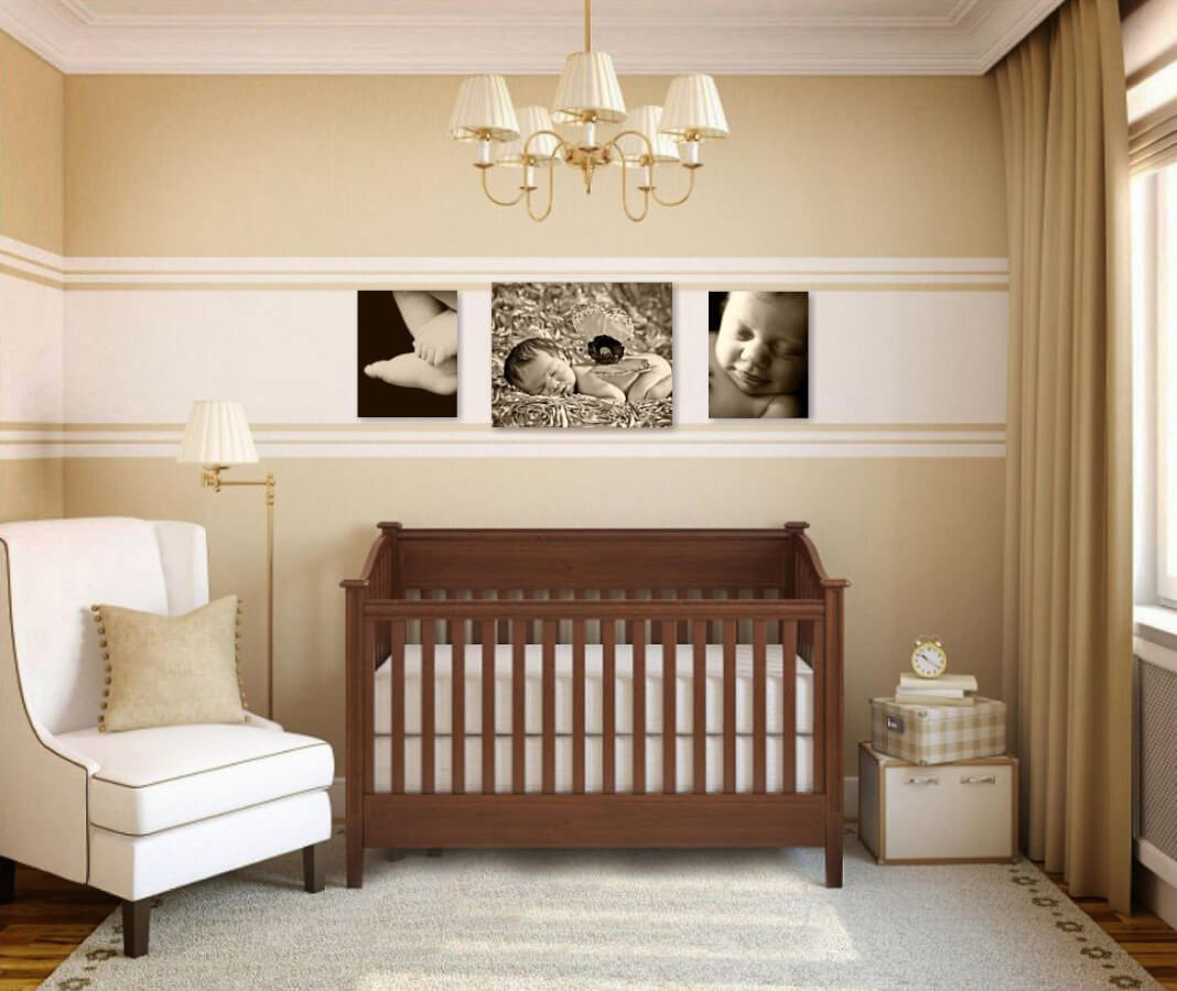 Sepia Wall Art Collection