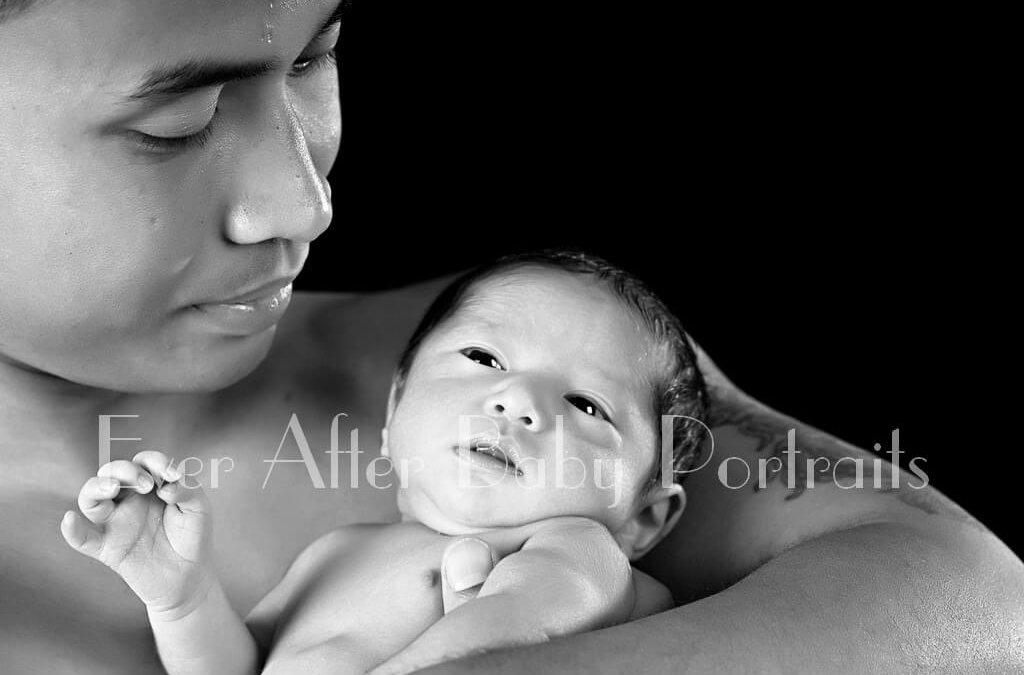 Maternity photography | Burke VA | Studio photographer | 7 Fears Expectant Fathers Face