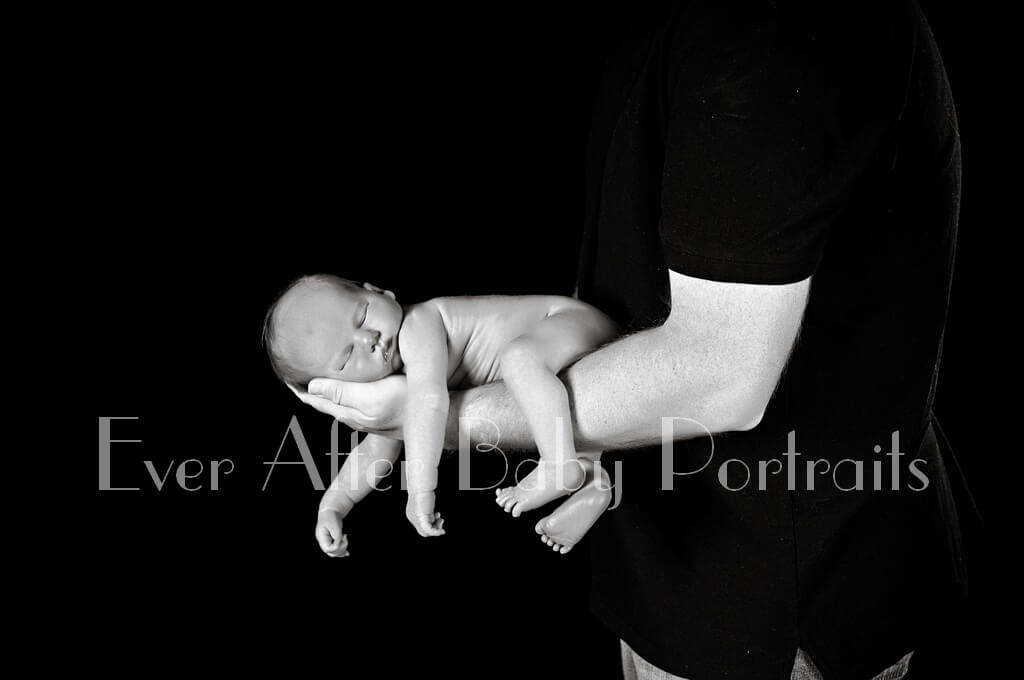 Newborn Portrait Session 3