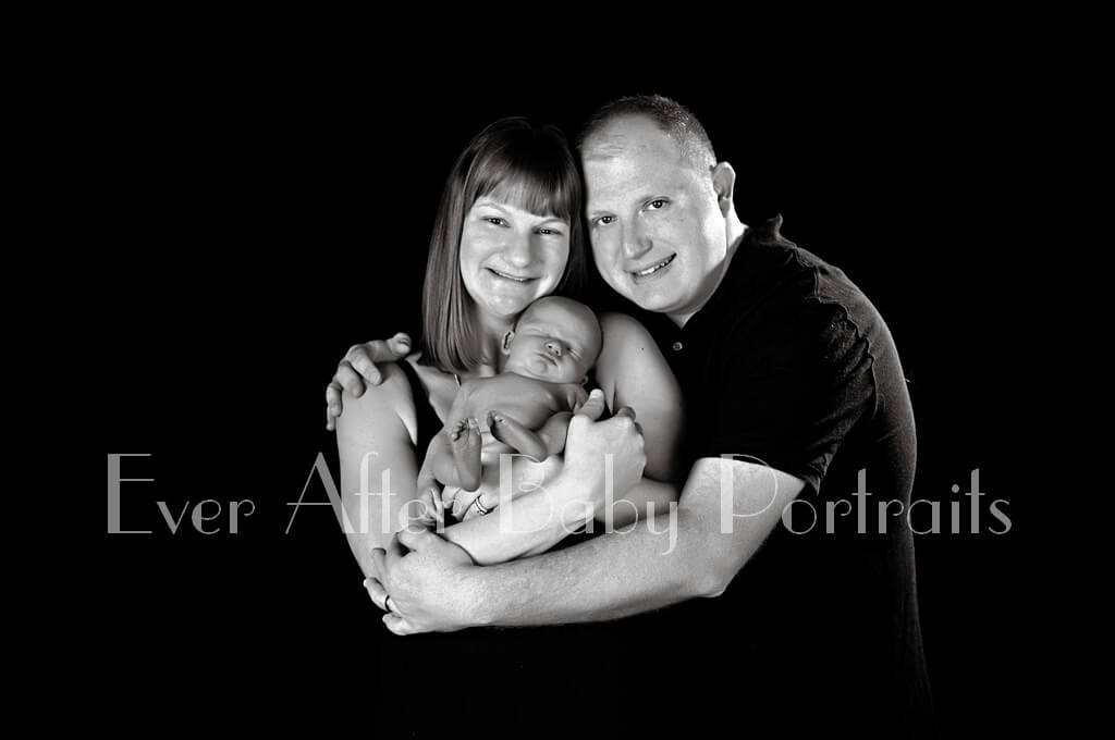 Newborn Portrait Session 1
