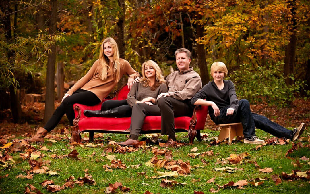 Fall Family Sessions – September – November
