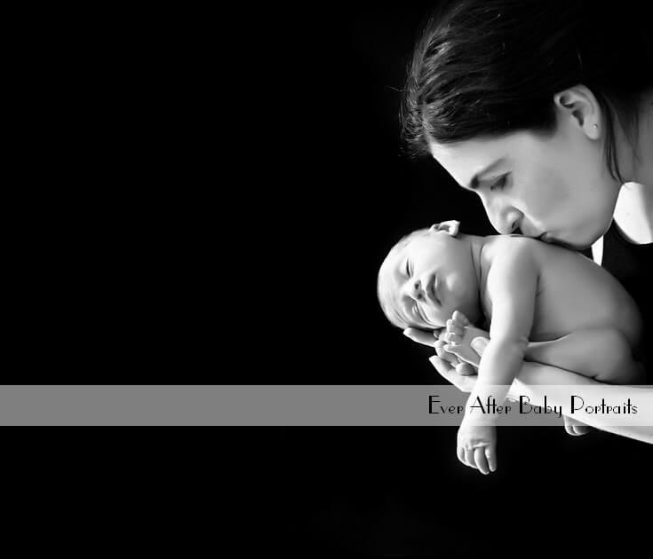 newborn photographer ashburn village va