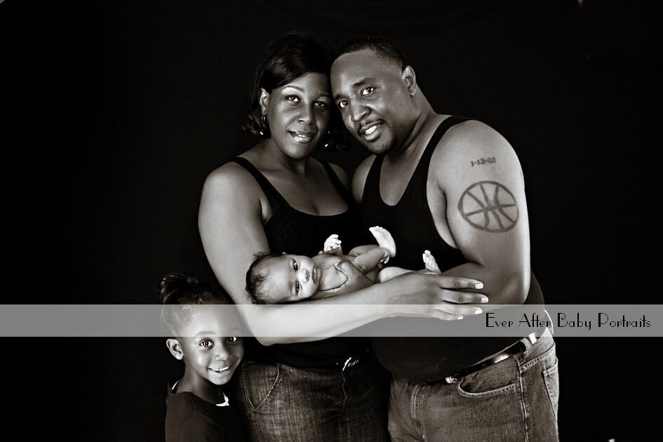 Baby of the Week, Tre | Northern VA Baby Photographer