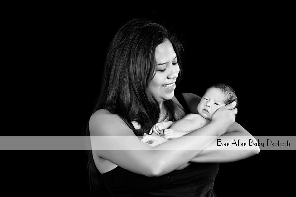 newborn photography cascades va