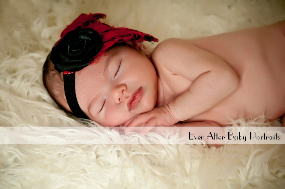 Behind the Scenes of Newborn Photography | Northern VA Baby Photographer