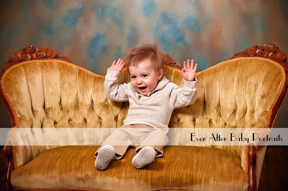 Zeke's Bebe Coterie Slideshow | Northern VA Baby Photographer