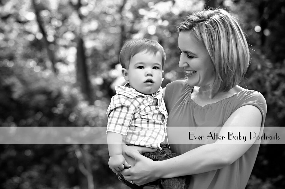 7 Tips to Fitness for New Mom and Baby | Northern VA Baby Photographer